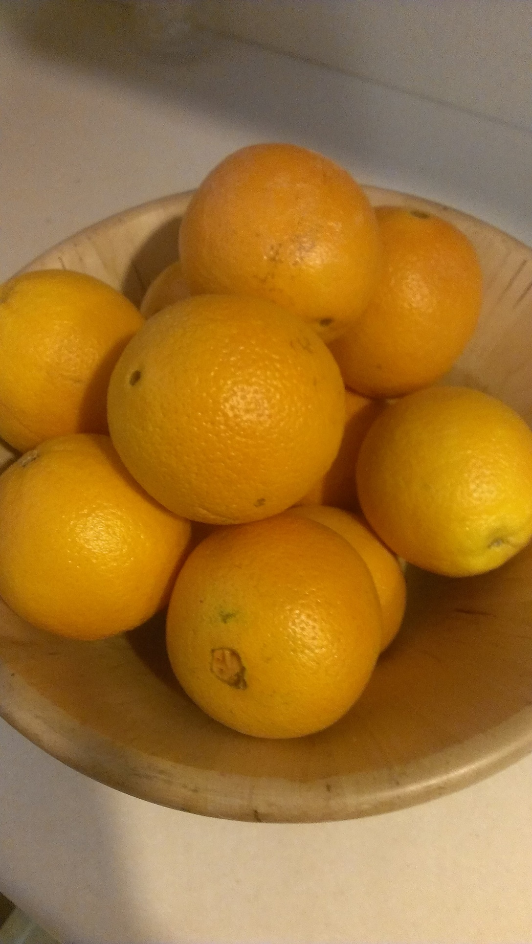 SR 4.87 ($1.30) for 12 of these oranges