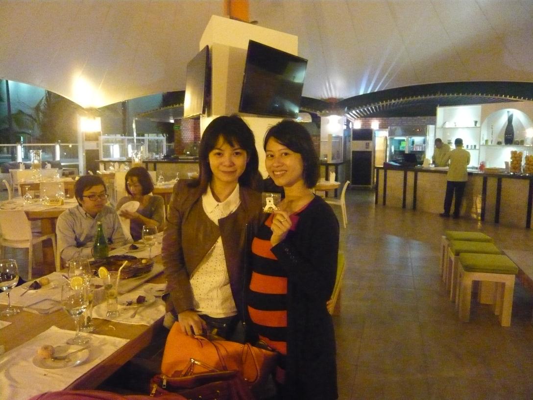 Hei Mei and I