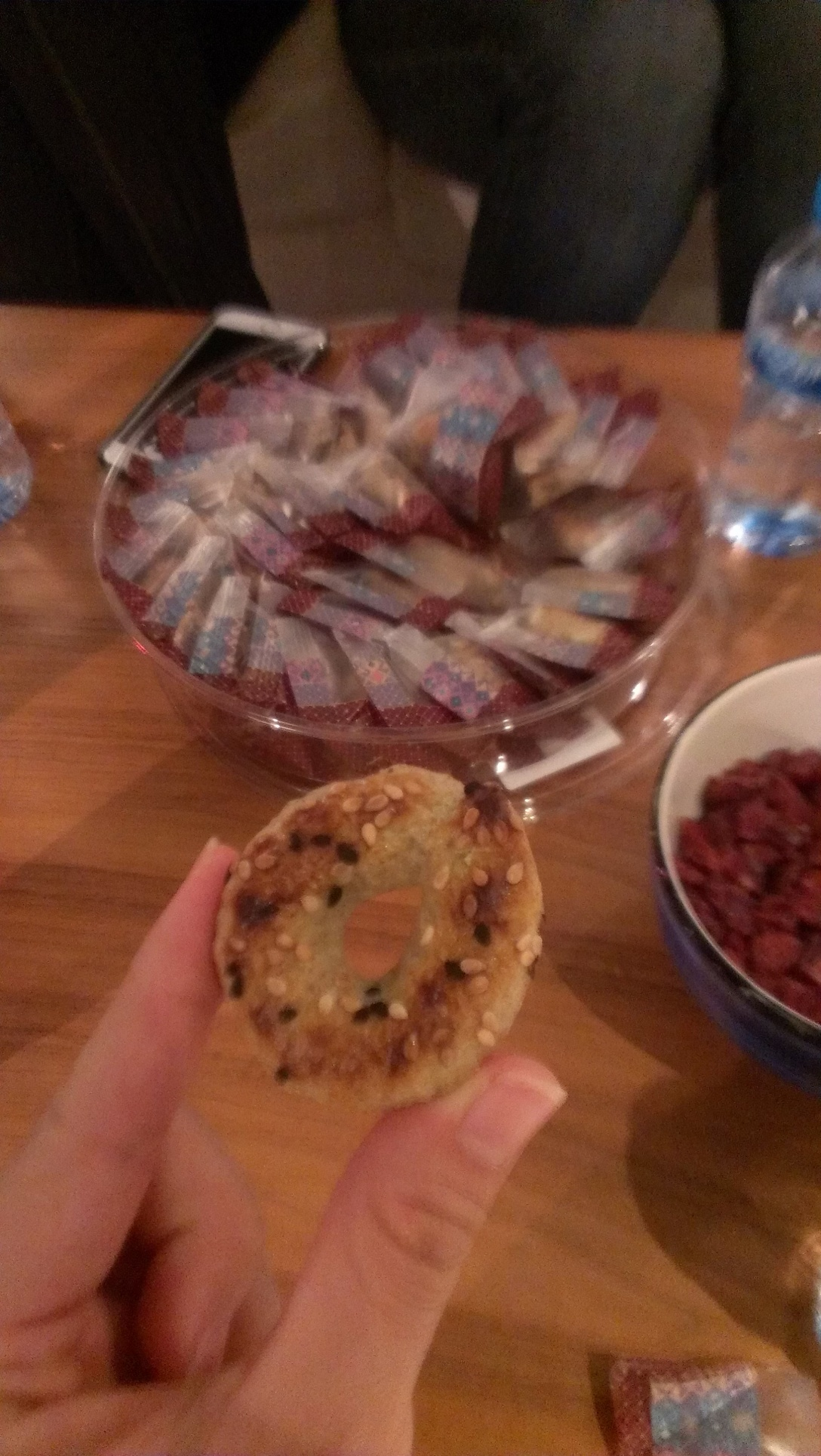 maahmoul cookies