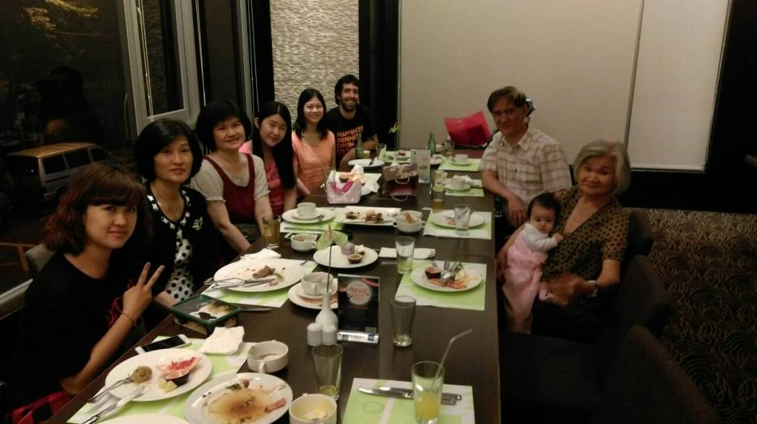 Kaohsiung family