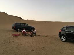 Thuwal Desert